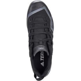 adidas TERREX Swift Solo 2 Shoes Men Black/Black/Lead